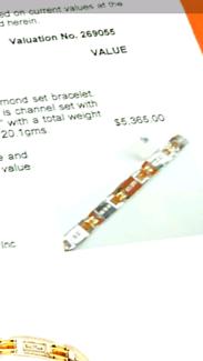 1 Carat Tennis Bracelet 14kt Solid Gold