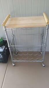 Kitchen Trolly good condition priced to go this weekend Everton Hills Brisbane North West Preview