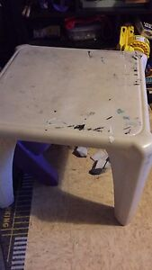 Little Tykes table and 3 chairs