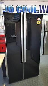 2YR WARRANTY! BRAND NEW!! Coldstream 550L Black Glass Double Canning Vale Canning Area Preview
