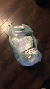 Size 1 Pampers Diapers
