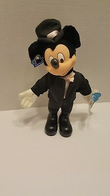 Applause Disney Mickey And Friends Dress Ups Mickey Mouse In Tuxedo Plush... - Mickey Mouse Dressed Up
