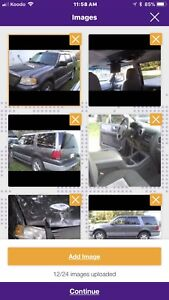 2003 Expedition 4x4 loaded DVD needs body parts