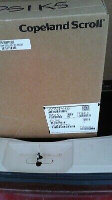 New Unopened Copeland Zp51k5e-pfv-830 Scroll Compressor 208230v