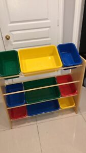 Children's Toy Organizer