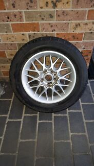 16 inch wheel and rim x4  Milperra Bankstown Area Preview