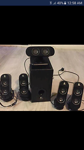 Logitech speakers Caboolture Caboolture Area Preview