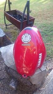 Yamaha SZR Fuel Tank Beresfield Newcastle Area Preview