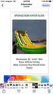Water slide hire Campbelltown Campbelltown Area Preview