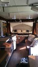 FOREST RIVER Flagstaff very roomy caravan much bigger than Jayco Maxwelton Central West Area Preview