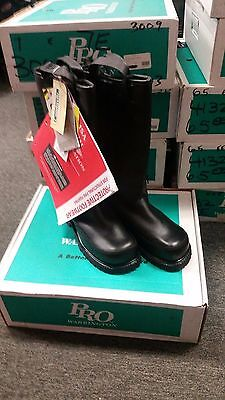 Warrington Pro Leather Turnout Boots 3009 5e