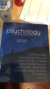 First Year Psychology Textbook