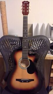 Guitar- for a beginner Coorparoo Brisbane South East Preview