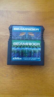 RARE Beamrider Atari xe xl 400/800/1200 Cartridge Tested & Working