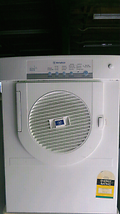 Dryer 5kg for sale . Westinghouse brand. Everton Hills Brisbane North West Preview