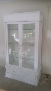 Glass cabinet Castaways Beach Noosa Area Preview