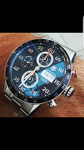 Tag Heuer Carrera Cal 16  day/date Exeter Port Adelaide Area Preview