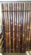 SALE Black Bamboo panels 2m x 1m PerFurEmp Midland Swan Area Preview