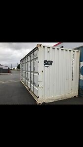Sea container shipping side door Welshpool Canning Area Preview