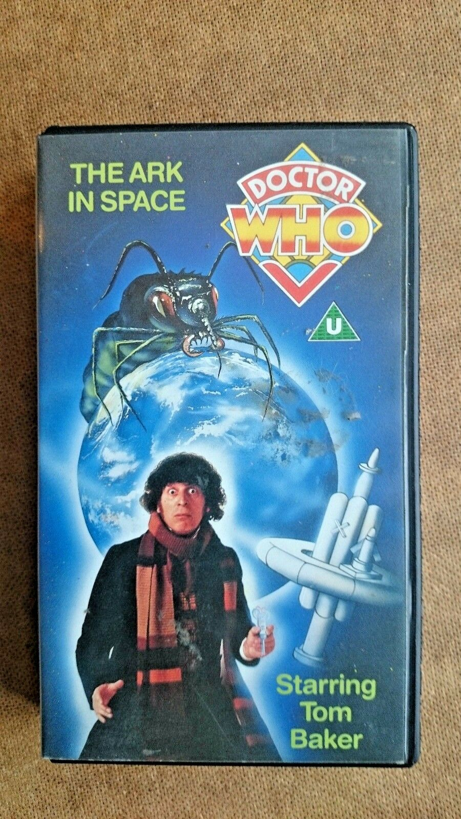 Doctor Who  The Ark in Space  Tom Baker