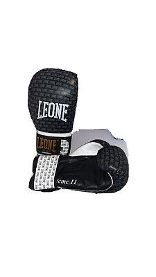 Leone Guantoni e paratibie Thai boxe