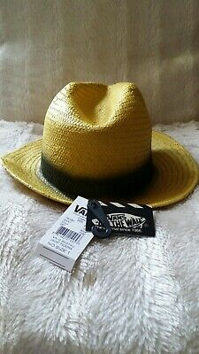 Mens Vans Hat Jaunt Fedora-one size