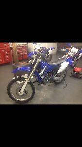 Yamaha wr250f Burton Salisbury Area Preview