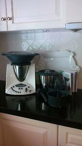 TM31 THERMOMIX + EXTRA BOWL AND ATTACHMENTS - EXCELLENT CONDITION Griffith Griffith Area Preview