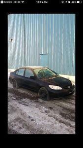Honda Civic 2005 in great condition  London Ontario image 1