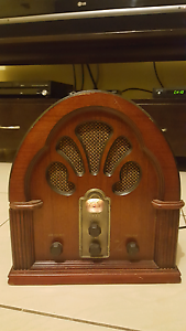 Old radio station Hinchinbrook Liverpool Area Preview