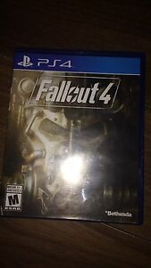 Fallout 4 four ps4