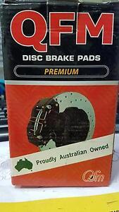 QDB 1376 DISC BRAKE PADS PREMIUM Nathan Brisbane South West Preview