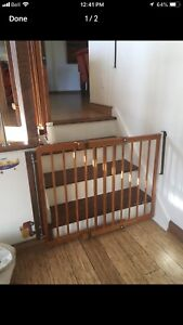 Gates for baby or dog