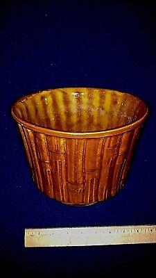 Vintage Ceramic Planter- McCoy, USA . $REDUCED$