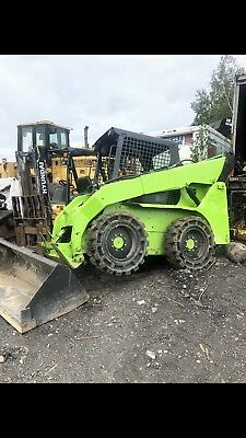 Cat 3034 T Engine Out Caterpillar 262 Parts Machine