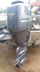 Yamaha 150 hp outboard Palmview Maroochydore Area Preview