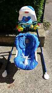Fisher price cradle swing Merrimac Gold Coast City Preview