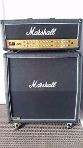 Marshall JVM 410 Head + 1960 Lead Cab inc. Cases!!! Rosebery Inner Sydney Preview