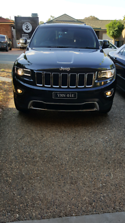 Jeep Grand Cherokee 2013My14