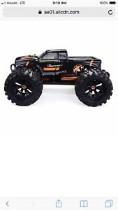 ZD Racing Pirates3 4x4 Rc truck