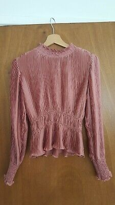 Ladies zara top size small