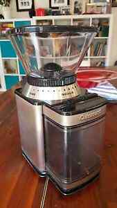 Cuisinart DBM-8 Supreme Grind Automatic Burr Mill coffee Grinder Banksia Grove Wanneroo Area Preview