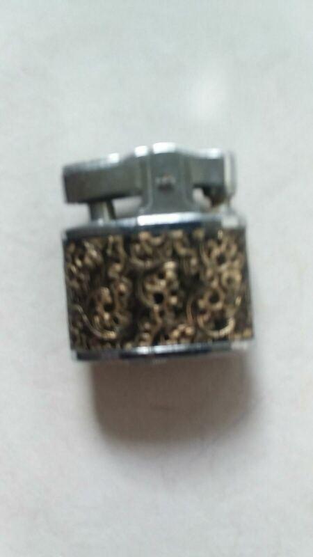 Golden Bell Cigarette Lighter Miniature