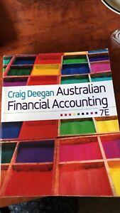 Accounting 7e gumtree australia free local classifieds australian financial accounting fandeluxe Choice Image