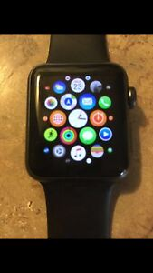 Apple Watch 38mm with warranty  till September 2017 London Ontario image 2