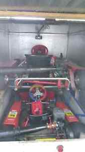 Go karts and trailer Fairfield Fairfield Area Preview