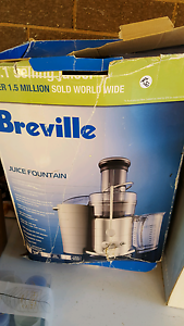 Breville Juice Extractor Fountain. Toowoomba Toowoomba City Preview
