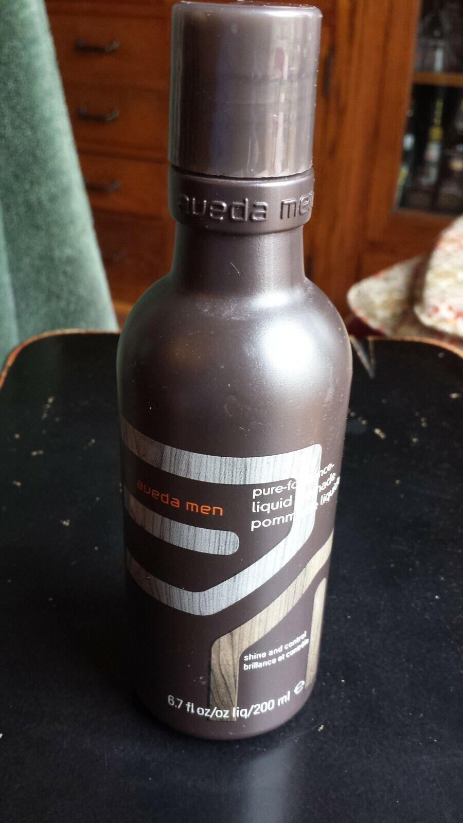 Aveda Men Pure-Formance Liquid Pomade 6.7oz/200ml 100% AUTHE