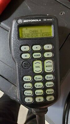 Motorola Astro Spectra Real W3 Handheld Vhf P25 Digital Mobile Radio Encryption