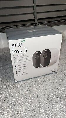Arlo Pro 3 Camera System BRAND NEW SEALED